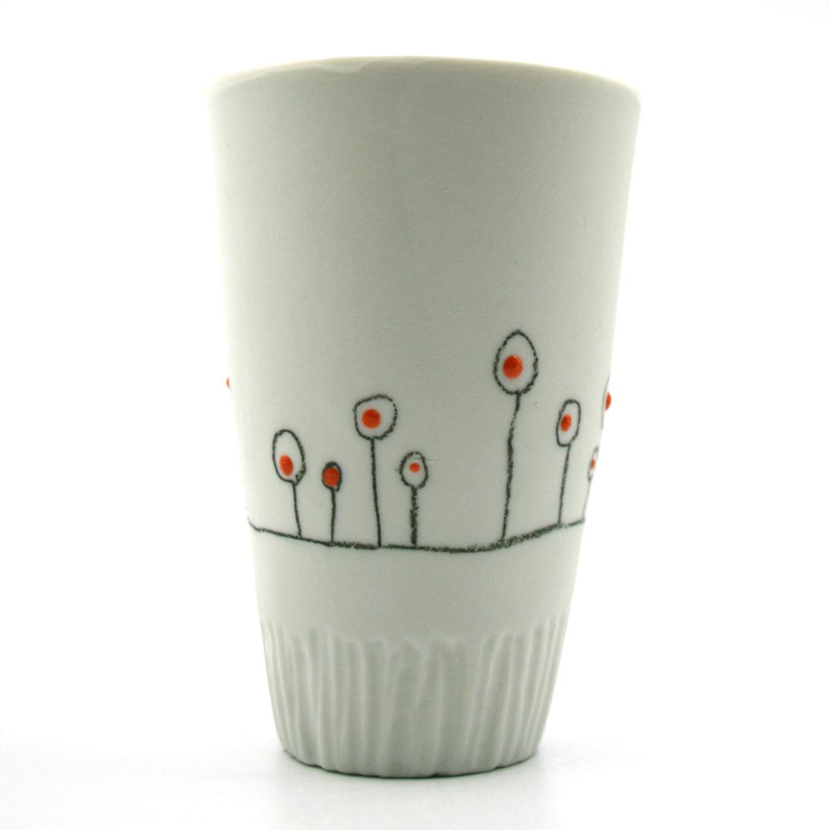 tasse porcelaine artisanale