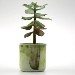 cache-pot porcelaine